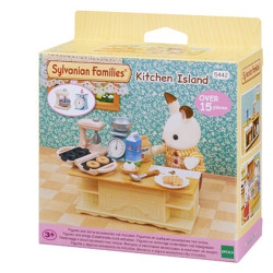 SYLVANIAN Families Kitchen Island Furniture 5442