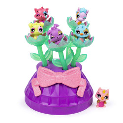 HATCHIMALS Spring Bouquet - 6 Exclusive CollEGGtibles - Style May Vary 6035885