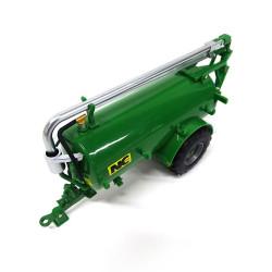 BRITAINS 43253 NC Slurry Tanker (Roadside) Green 1:32 Diecast Farm Toy