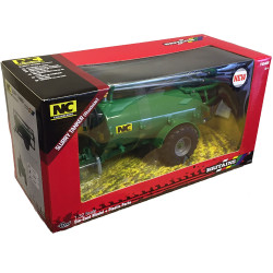 BRITAINS 43253 NC Slurry Tanker (Roadside) Green 1:32 Diecast Farm Toy