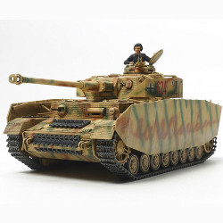 TAMIYA 32584 Panzer IV Ausf H Late 1:48 Military Model Kit