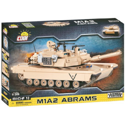 COBI 2619 Small Army Abrams M1A2 Scale 1:35 802pcs
