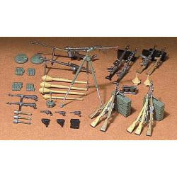 TAMIYA 35111 German Infantry Weapons 1:35 Military Model Kit