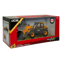 BRITAINS 43241 JCB 542-70 Agripro Loadall 1:32 Diecast Farm Toy