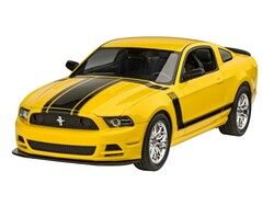 Revell 07652 2013 Ford Mustang Boss 302 1:25 Plastic Model Kit