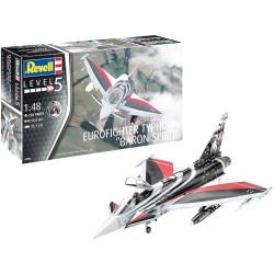 """Revell 03848 Eurofighter Typhoon """"BARON SPIRIT"""" 1:48 Plastic Model Kit"""