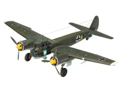 "Revell 04972 Junkers Ju88 A-1 ""Battle of Britain"" 1:72 Plastic Model Kit"