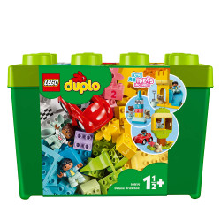 LEGO DUPLO Classic Deluxe Brick Box Building Set 10914 Age 2+ 85pcs