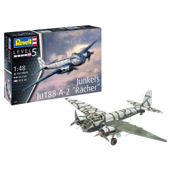 "Revell 03855 Junkers Ju188 A-1 ""Rächer"" 1:48 Model Kit"