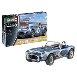 Revell 07669 AC Cobra 289 1:25 Model Kit