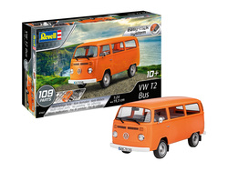 Revell 07667 VW T2 Bus (easy-click) 1:24 Model Kit