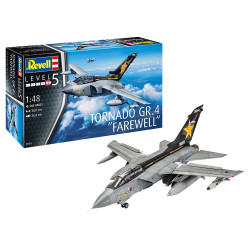 "Revell 03853 Tornado GR.4 ""Farewell"" 1:48 Model Kit"