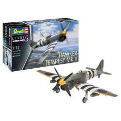 Revell 03851 Hawker Tempest V 1:32 Model Kit