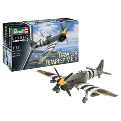 Revell 03851 Hawker Tempest V 1:32 Model Kit