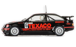 SCALEXTRIC Slot Car C3738 Ford Sierra RS500 - BTCC, 1988 Brands Hatch