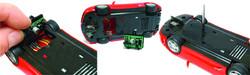 SCALEXTRIC Digital C8515 ARC PRO EasyFit Plug Conversion Digital Chip DPR