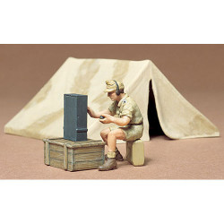 TAMIYA 35074 Tent Set Ltd 1:35 Military Model Kit