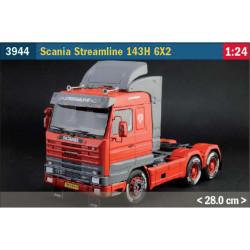 Italeri 3944 Scania Streamline 143H 6X2 1:24 Plastic Model Truck Kit