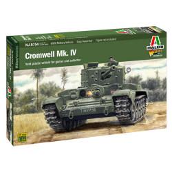 Italeri W15754 Cromwell MK IV 1:56 Plastic Model Kit