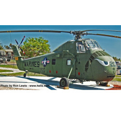 Italeri 2776 Hus-1 Sea Horse/Uh-34D 1:48 Plastic Model Kit