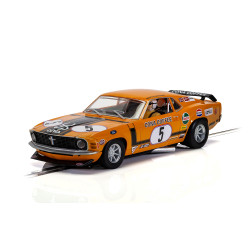 Scalextric Digital Slot Car C4176 Ford Mustang Boss 302 - Martin Birrane