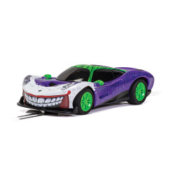 Scalextric Digital Slot Car C4142 Joker Inspired Car