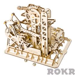 ROKR Marble Climber Mechanical Wooden Model Kit LG504