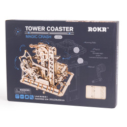 ROKR Marble Climber Mechanical Wooden Model Kit LG504