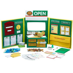 Learning Resources Pretend & Play® Post Office Set Shop Role Play