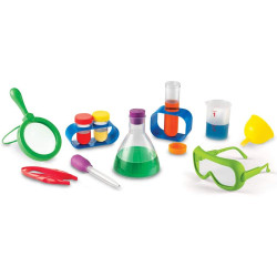 Learning Resources Primary Science Lab Set - Educational Experimental Science
