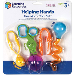Learning Resources Helping Hands Fine Motor Tool Set - Dopper & Motor Skills