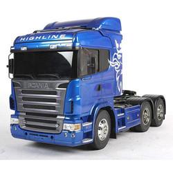 TAMIYA RC 56327 Scania R620 Blue Edition Ltd 1:14 Truck Assembly Kit