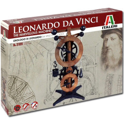 ITALERI Da Vinci's Clock 3109 Model Kit