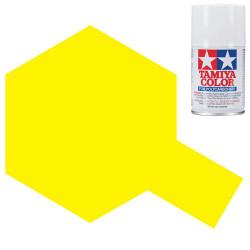 TAMIYA PS-6 Yellow Polycarbonate Spray Paint 100ml Lexan RC Car Body