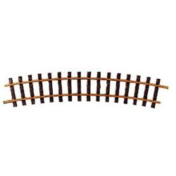LGB Track Curved Track R3 22.5 deg - G Gauge 16000