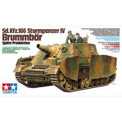 TAMIYA 35353 Sd.kfz.166 Sturmpanzer IV 'Brummbar' 1:35 Tank Model Kit