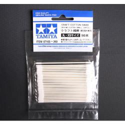 TAMIYA 87103 Cotton Swab (round xtra small x 50) - Tools / Accessories