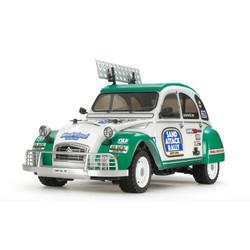 TAMIYA RC Citroen 2CV Rally (M0-5Ra) 58670 1:10 Assembly Kit