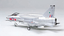 TAMIYA Aircraft Kit 1:100 61608 BAC Lightning F.Mk.6