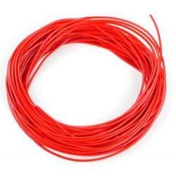 GAUGEMASTER Red Wire 10m (7 x 0.2mm) GM11R