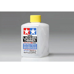 TAMIYA Lacquer Thinner 250ml 87077 Model Kit Paint Humbrol