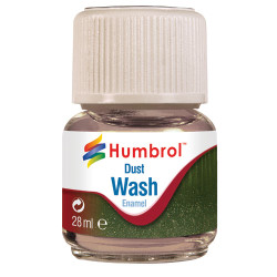 HUMBROL AV0208 Enamel Wash Dust 28ml