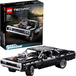 LEGO Technic 42111 Fast & Furious Dom's Dodge Charger 1077pcs Age 10+