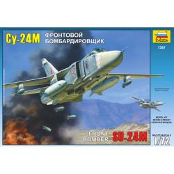 Zvezda Z7267 Sukhoi Su-24M Fencer D 1:72 Plastic Model Kit