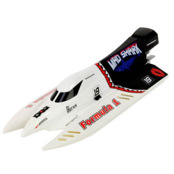 Joysway Mad Shark Brushless 2.4GHz Ready to Run RC Power Boat RTR 8205