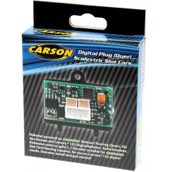 CARSON Digital Conversion Chip - Convert Scalextric to Carrera Digital 1:32 Slot