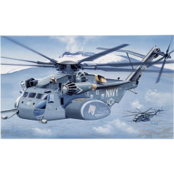 ITALERI MH-53 E Sea Dragon Helicopter 1065 1:72 Aircraft Model Kit