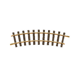 LGB Track Curved Track R1 30 degrees - G Gauge 11000
