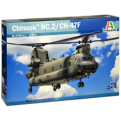 ITALERI CH-47D Chinook 2779 1:48 Helicopter Model Kit