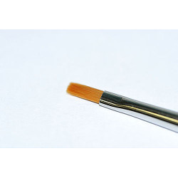 TAMIYA 87046 High Finish Flat Brush No.0 - Tools / Accessories